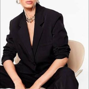 Oversized OS Noul blazer